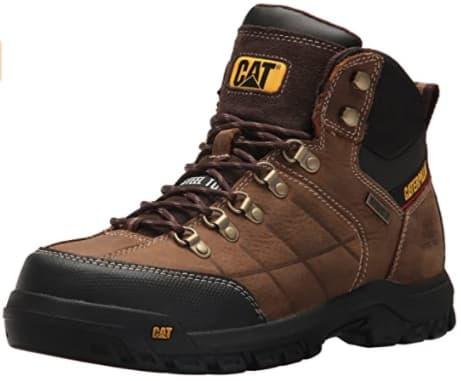 Caterpillar - best work shoes for big guys