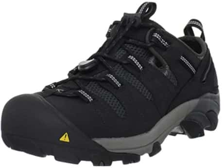 KEEN - best work shoes for big guys