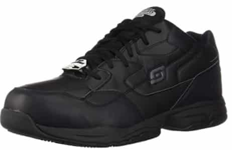 Skechers - best work shoes for big guys