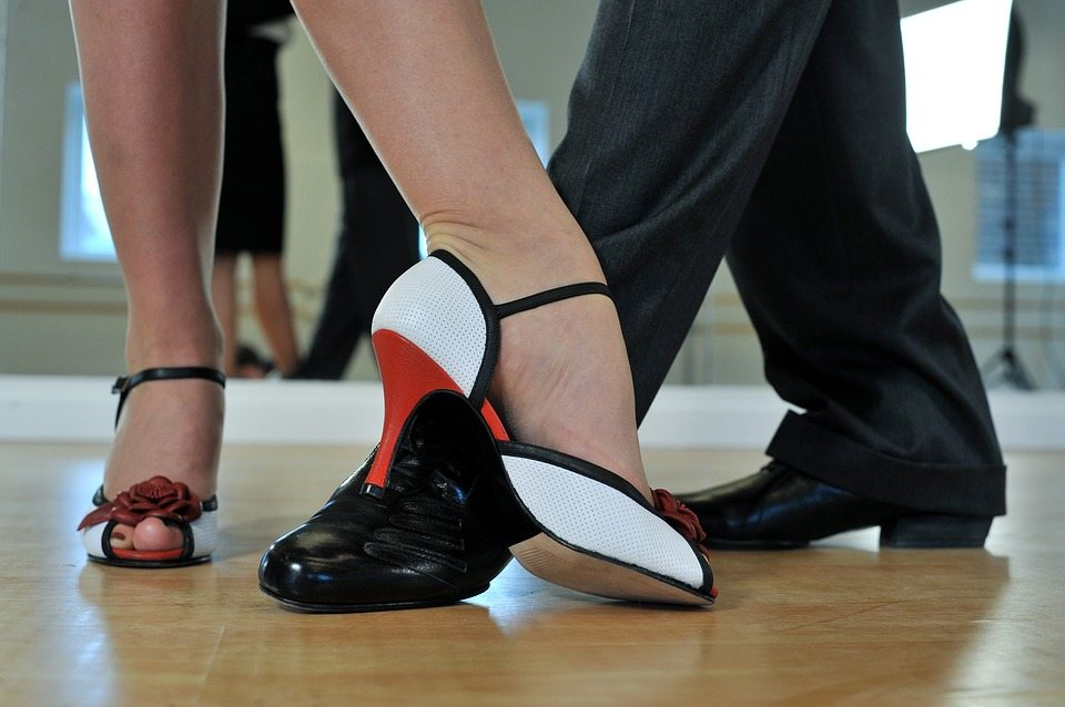 best shoes for swing dancing