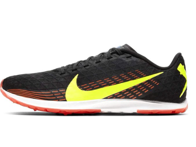 best non spiked sprinting shoes